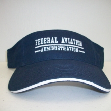 Visor-Sandwich Bill-Navy/White