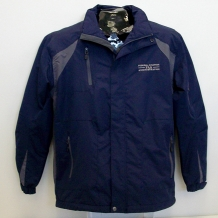 All Seasons Jacket-Navy/Grey