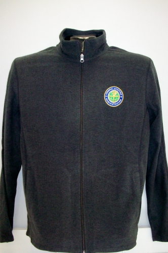 Ladies Hthr MicrFlc Jacket