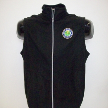 MicroFleece Vest-Black
