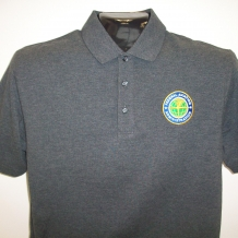 Ltwt EZ Cotton  Polo - Charcoal