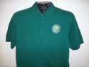 EZ Cotton Polo-Green