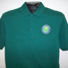 Ltwt EZ Cotton Polo-Green