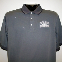 Sterling Polo-Gray/Black