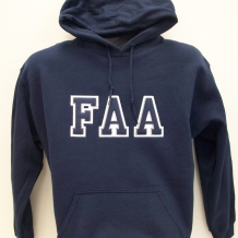 Hooded Tackle Twill Sweatshirt