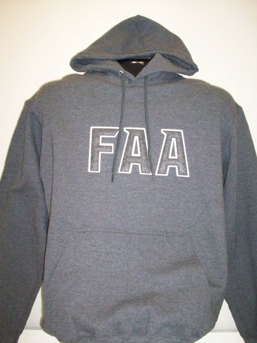 Hooded Sweatshirt-Tackle Twill