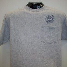 Pocket T Gray