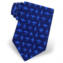 Navy Aviation Tie