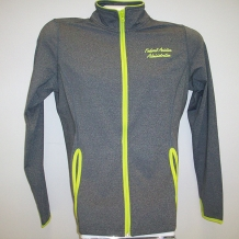Ladies Sportwick Stretch-Gry/Grn