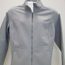 Ladies Collective Soft Shell Jkt-Grey