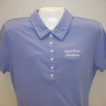 Ladies Tri-Mtn Cotton Polo-Lilac