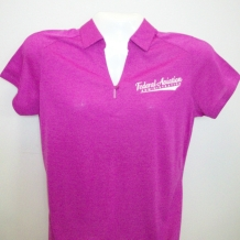 Lad DigiHthr Polo-Pink