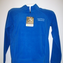 Ladies Fusion Pullover-Blue