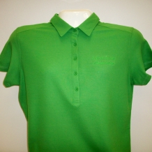 Ladies Modern SR Polo-Green