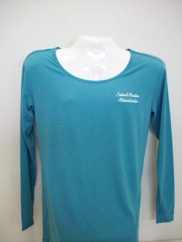 Ladies Ogio Tunic - Teal