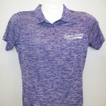 Lad ST Heather Polo-Purple