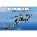 2020 Calendar - Helicopters