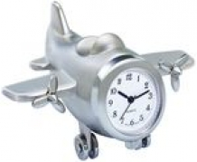 Airplane Clock - Twin Prop