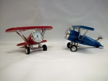 Bi-Plane Clock Colors