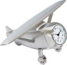 High Wing Airplane Clock