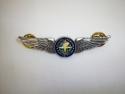 FAA Wings-Pewter