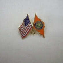 FAA Flag Lapel Pin