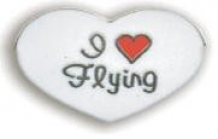 Pin Love Flying