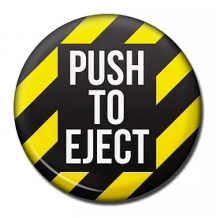 Fridge Magnet-Push to Eject