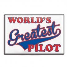 Magnet-World's Greatest Pilot