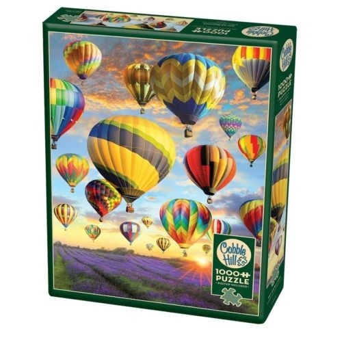 Puzzle-Hot Air Balloons