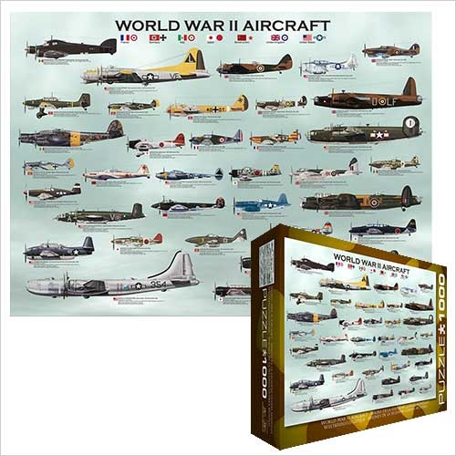 Puzzle-WWII Aircraft