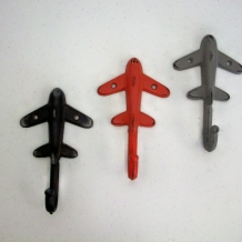 Airplane Wall Hooks
