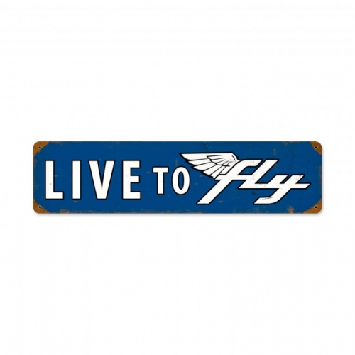 Sign Live to Fly