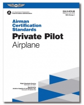 ACS Private Pilot for Airplane