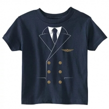 Kid's Pilot Uniform Tee