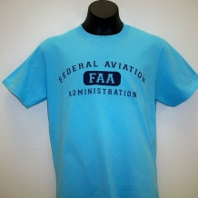 Youth Athletic Tee-Aqua