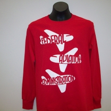 Youth LS T-Red