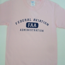 Youth Athletic Tee-Pink
