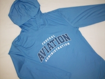 Youth Performance Hoodie-Lt Blue