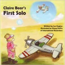 Claire Bear's First Solo