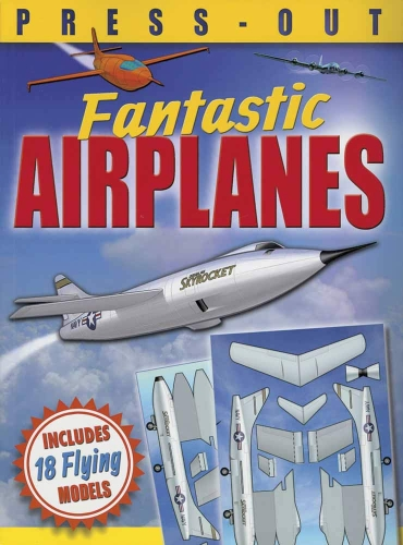 Fantastic Press Out Airplanes