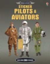 Sticker Book Pilots