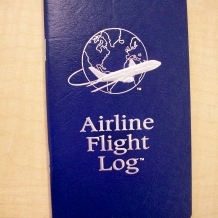 Kid's Flight Log Book