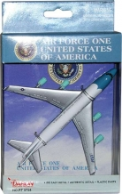 Air Force One Mini Model