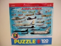 Puzzle-Airplanes