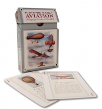 Playing Cards Early Aviation
