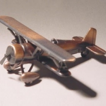 Pencil Sharpener-Airplane