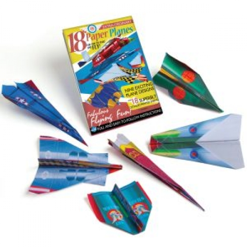 Paper Airplanes Kit