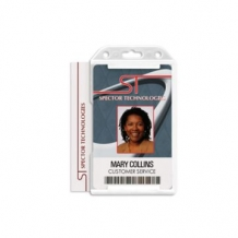 ID Holder 2-Sided Open