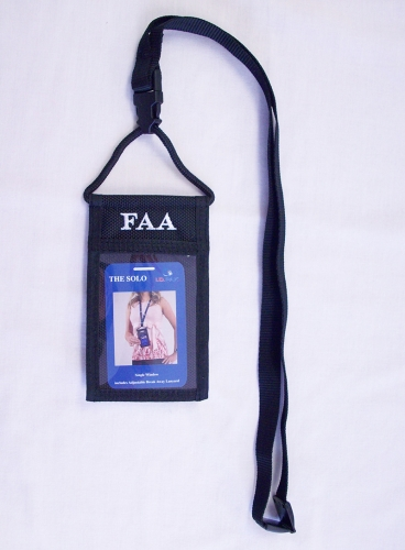 Solo ID Holder